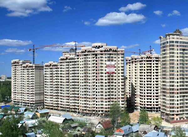 гарантия строй жилой комплекс раменский